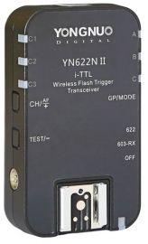 Yongnuo YN-622N II zestaw 2 nadajników/odbiorników (stopka Nikon)