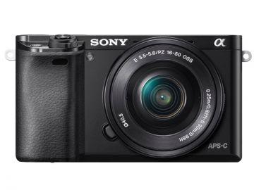 Sony A6000 (ILCE6000) + ob. 16-50 czarny