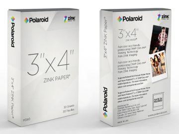 Polaroid Wkłady do aparatu POLAROID Z340 - opakowanie (30 zdjęć)