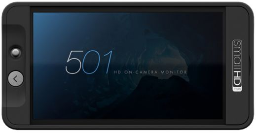 SmallHD Monitor podglądowy 501 Full HD nakamerowy HDMI