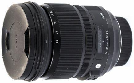 Sigma A 24-105 mm f/4 DG OS HSM / Nikon - powystawowy