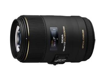 Sigma 105 mm f/2.8 DG OS EX HSM MACRO / Nikon