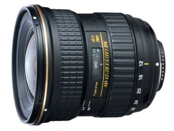 Tokina AT-X 12-28 f/4.0 AF PRO DX / Nikon
