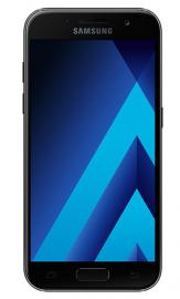 Samsung Galaxy A3 2017 LTE czarny