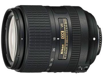 Nikon Nikkor 18-300 mm f/3.5-6.3G AF-S DX VR ED - CASHBACK 215 PLN