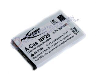 Ansmann A-Cas NP 20