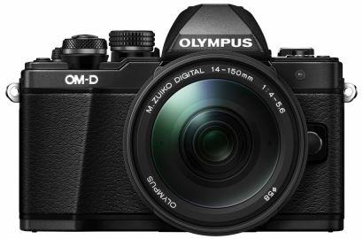 Olympus OM-D E-M10 Mark II + ob. 14-150 czarny
