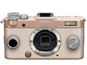 Pentax Q-S1 złoty