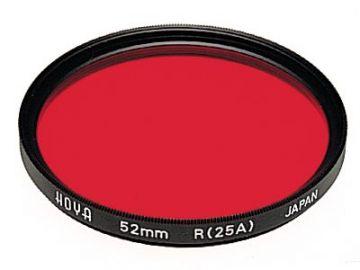 Hoya 25A Red 77 mm HMC