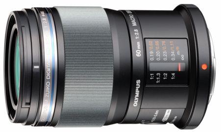 Olympus M.ZUIKO DIGITAL 60 mm f/2.8 Macro