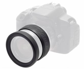 EasyCover osłona na obiektyw dla 72 mm czarna
