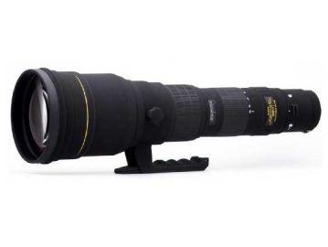 Sigma 300-800 mm f/5.6 DG EX APO IF HSM / Canon