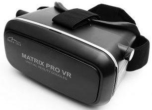 Media-Tech Gogle MATRIX PRO VR  do smartfonów 3.5-6 cala z systemami Android i iOS