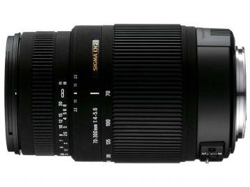 Sigma 70-300 mm f/4.0-f/5.6 DG OS / Canon