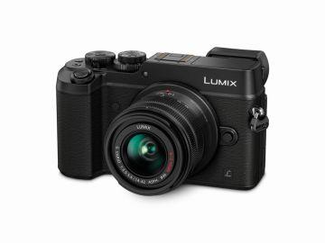 Panasonic Lumix DMC-GX8 + ob. 14-42 MEGA O.I.S. czarny