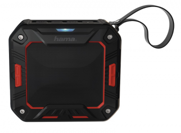 Hama Bluetooth Rockman-S czerwony