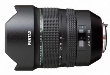 Pentax HD FA 15-30 mm f:/2.8 ED SDM WR