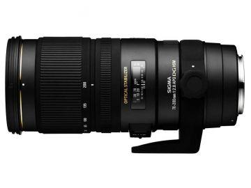 Sigma 70-200 mm f/2.8 DG EX APO OS HSM / Nikon