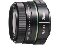 Pentax 35 mm f/2.4 DA SMC AL