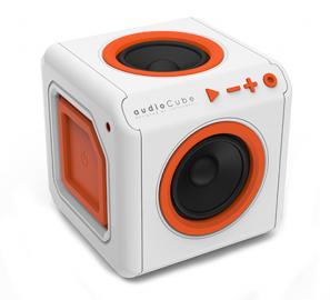 allocacoc bezprzewodowy audioCube Portable biały
