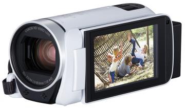 Canon LEGRIA HF R806 biała - Cashback 130 zł + 100GB w serwisie Irista!