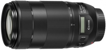 Canon 70-300 mm f/4.0-f/5.6 EF IS II USM