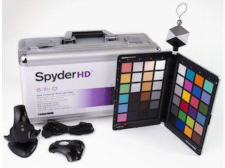 Datacolor Kalibrator Spyder4HD  - zestaw