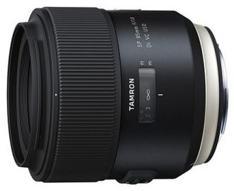 Tamron SP 85 mm f/1.8 Di VC USD / Canon