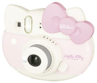 FujiFilm Instax Mini Hello Kitty zestaw