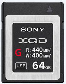 Sony XQD G 64GB