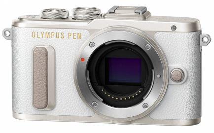 Olympus PEN E-PL8 biały