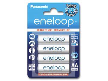 Panasonic Eneloop AA 1900 mAh 2100 cykli 4szt.
