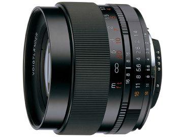 Voigtlander NOKTON 58 mm f/1.4 SLII / Nikon