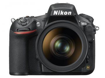 Nikon D810 + ob. 24-120mm VR