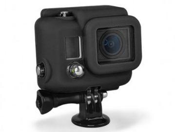 Xsories GoPro Hero 3 pokrowiec silikonowy czarny
