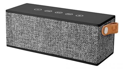 Fresh`n Rebel Bluetooth rockbox brick fabrick edition czarny
