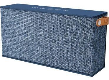 Fresh`n Rebel Bluetooth rockbox chunk fabrick edition niebieski