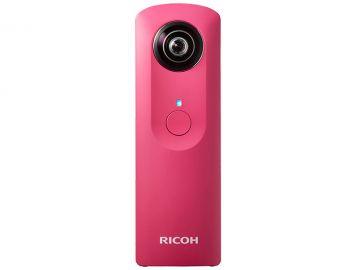 Ricoh THETA m15 różowy, zdjęcia i filmy 360 stopni