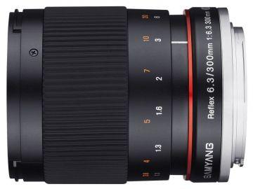 Samyang 300 mm f/6.3 Reflex ED UMC CS / Nikon
