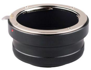 FoxFoto Adapter bagnetowy Micro 4/3 - Nikon
