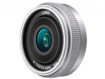 Panasonic LUMIX G 14 mm f/2.5 II ASPH srebrny