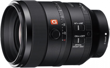 Sony 100 mm f/2.8 GM STF OSS (SEL100F28GM)