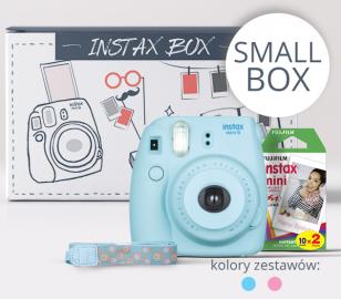 FujiFilm INSTAX SMALL BOX 2017 niebieski