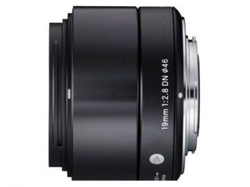 Sigma A 19 mm f/2.8 DN / Micro 4/3 czarny