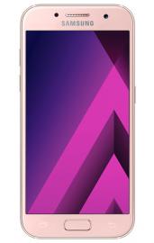 Samsung Galaxy A3 2017 LTE różowy