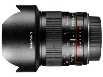 Samyang 10 mm f/2.8 ED AS NCS CS / Canon M