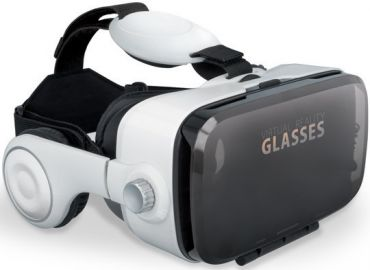 Forever Okulary 3D VRB-200 ze słuchawkami