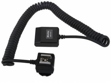 Delta MeiKe Kabel synchronizacyjny TTL do Pentax 0.5m