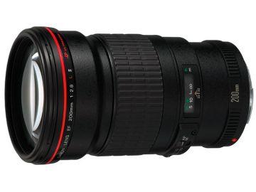 Canon 200 mm f/2.8L EF II USM - Cashback 430 zł przy zakupie z aparatem!