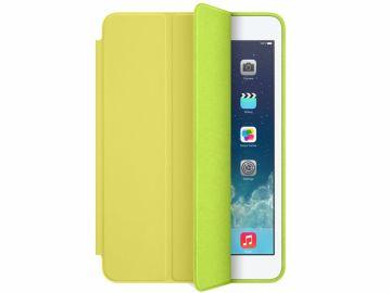 Apple iPad mini Smart Case - etui żółte